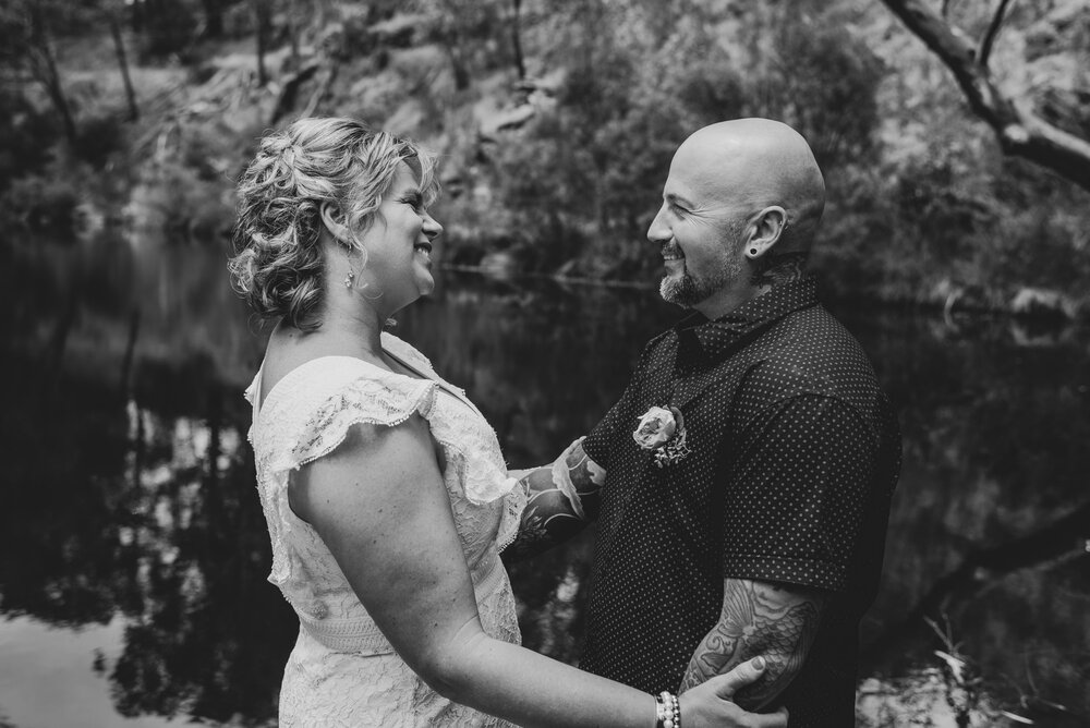 Forever And A Day  | Campbells Creek | Castlemaine Wedding Photographer